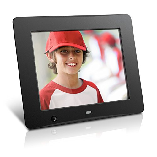 Aluratek-ADMSF108F-8-Inch-Digital-Photo-Frame-with-Energy-Efficient-Motion-Sensor-4GB-Built-in-Memory-Black-0