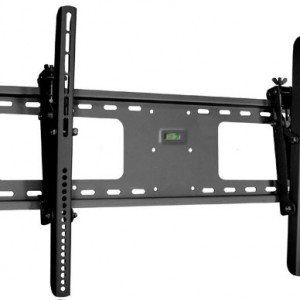 Black Adjustable Tilt/Tilting Wall Mount Bracket for Elo Touch Solutions 4201L/E561836 42″ inch LED Digital Signage
