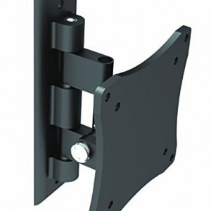Black Full-Motion Tilt/Swivel Wall Mount Bracket for Planar PCT2485 24″ inch LED Digital Signage – Articulating/Tilting/Swiveling