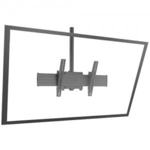 Chief Manufacturing FUSION Ceiling Mount for Flat Panel Display, Digital Signage Display XCM1U