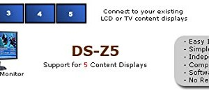 DS-Z5 – 5 Display Digital Signage Computer