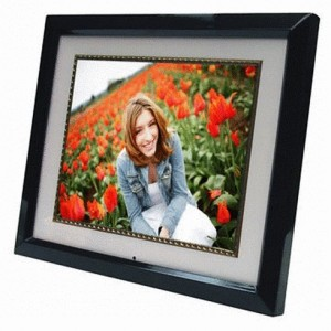 Digital Spectrum MemoryVUE Gallery MV-1500 Plus 15-Inch Digital Picture Frame (Black)
