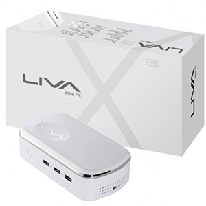 ECS Elitegroup Liva LIVA X2 2GB/32GB Win 8.1 Bing Desktop
