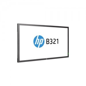 HP B321 Digital Signage Display U.S.
