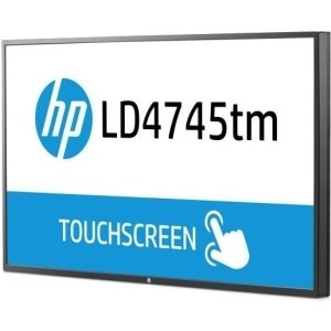 HP LD4745tm 46.96-inch Interactive LED Digital Signage Display(F1M95A8) – 47″ LCDEthernet – F1M95A8#ABA