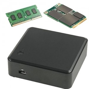 Intel DC3217IYE Next Unit of Computing w/ i3-3217U + 4GB, 64GB SSD, Digital Signage