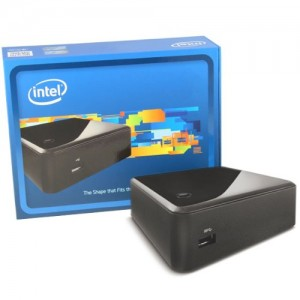 Intel DC53427HYE Next Unit of Computing i5-3427U + 4GB, 128GB SSD, Digital Signage