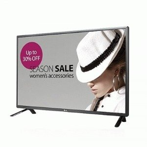 LG Electronics 47″ 1920 x 1080 LCD Digital Signage Display 47LS55A-5D
