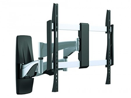 Monoprice 110470 UL Certified Full Articulating TV Wall Mount for Most Flat Panels