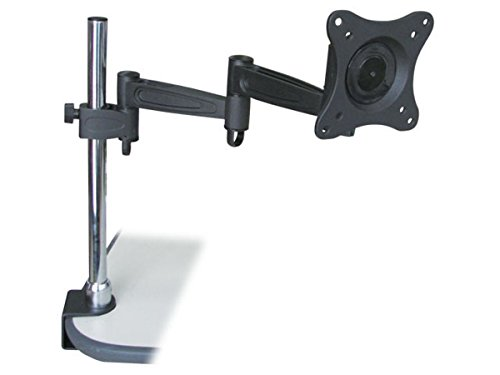Monoprice 3 Way Adjustable Tilting Monitor Desk Mount