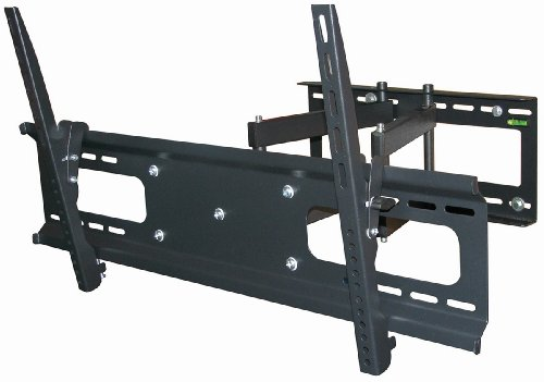 Monoprice-Adjustable-TiltingSwiveling-Wall-Mount-Bracket-for-LCD-LED-Plasma-Max-132Lbs-3763inch-0