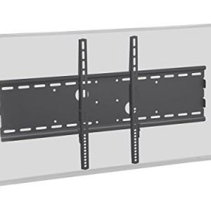 Monoprice Ultra-Slim Wall Mount Bracket for 32″- 55″ Flat Screen TV (LCD, Plasma, LED) – VESA Mount, UL Certified