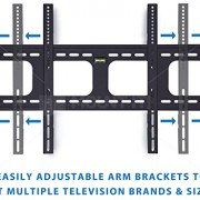 Mount-It-MI-305L-Premium-Low-Profile-Fixed-TV-Wall-Mount-Bracket-for-42-70-inch-LCD-LED-4K-Flat-Screen-TVs-Capacity-220-lbs-Max-VESA-850x450-0-1