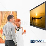 Mount-It-MI-305L-Premium-Low-Profile-Fixed-TV-Wall-Mount-Bracket-for-42-70-inch-LCD-LED-4K-Flat-Screen-TVs-Capacity-220-lbs-Max-VESA-850x450-0-2