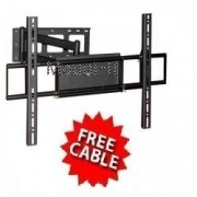 Mount-It-New-Slim-Universal-Adjustable-TiltingSwiveling-Articulating-Full-Motion-TV-Wall-Mount-Bracket-for-LCD-LED-Plasma-TVs-0