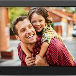 NIX Advance- 15 inch Digital Photo & HD Video (720p) Frame with Motion Sensor & 8GB Memory – X15D