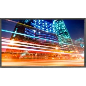 "Nec Display 55″ Led Backlit Professional. Grade Large Screen Display With Integrated Tuner . 55″ Lcdethernet ""Product Type: Video Electronics/Digital Signage Systems"""
