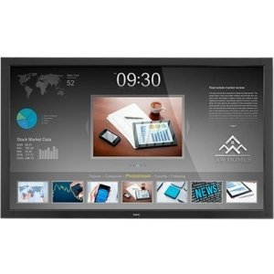 "Nec Display Solutions – Nec Display 46″ Led Backlit, Touch Integrated Large Screen Display – 46″ Lcdethernet ""Product Category: Video Electronics/Digital Signage Systems"""