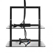 OmniMount-Blade-2-Wall-Shelves-Black-0-1