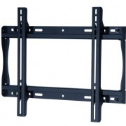 Peerless-SF640-Universal-Fixed-Low-Profile-Wall-Mount-for-32-Inch-to-60-Inch-Displays-Black-0