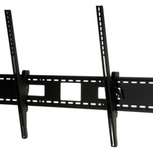 Peerless ST680P Tilt Wall Mount for 60 to 95 inches Displays (Black) Non-security