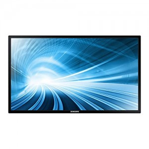 Samsung ED32D Direct-Lit Pro Commercial LED LCD Display, 330nits Brightness, 8ms Response Time, HDMI, 32″