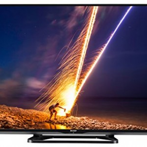 Sharp LC-43LE653U 43-Inch 1080p Smart LED TV (2015 Model)