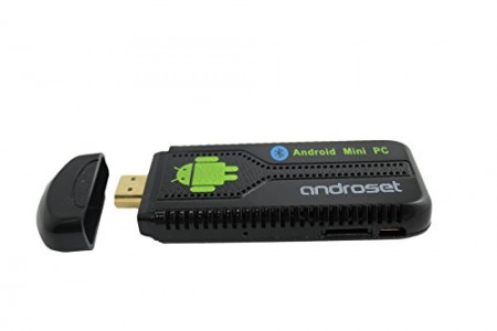 UG007B Android 4.2 Google TV Dongle mini PC, Quad Core RK3188 1.6GHz CPU; 2GB DDR3 RAM, 8GB Nand Flash Internal Memory