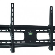 Ultra-Slim-Black-Adjustable-TiltTilting-Wall-Mount-Bracket-for-ViewSonic-CDE4600-L-46-inch-LED-Digital-Signage-Low-Profile-0