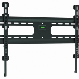 Ultra-Slim Black Flat/Fixed Wall Mount Bracket for HP LD4210 42″ inch LCD Digital Signage – Low Profile