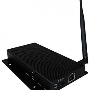 Iadea Xmp-6200 1080p Solid-state Network Media Player – 1080p – Hdmi – Usb – Wireless Lan – Ethernet