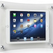 iPad-Air-Wall-Mount-for-Digital-Signage-and-Presentations-Secure-Enclosure-Clear-Acrylic-0-2