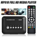 Blusmart-1080P-Full-HD-Multi-TV-Media-Player-HDMI-Video-Player-with-YPbPr-USB-20-SD-and-HDMI-Ports-MP3-AVI-RMVB-MPEG-etc-Player-with-Remote-Control-0
